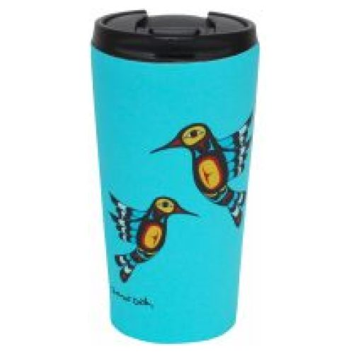 Francis Dick Hummingbird Travel Mug